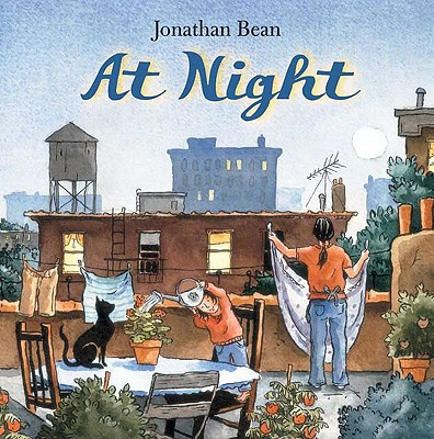 At Night By Bean, Jonathan